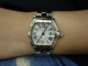 台中流當腕錶